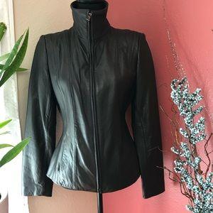EUC - AVANTI New York - Designer Leather Jacket